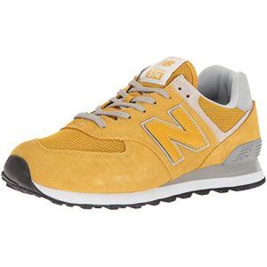 New Balance ML574EYW, Baskets Homme, Or (Gold/ML574EYW), 42 EU