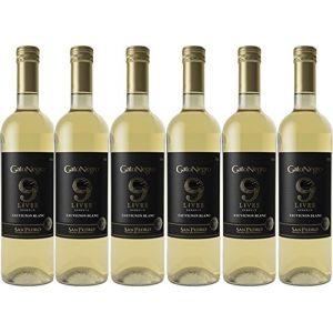 Gato Negro 9 lives Vin du Chili - Vin Blanc - Gato Negro - 9 lives - Vin du Chili - Vin Blanc