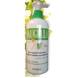 Saugella You Fresh - Soin lavant hygiène intime quotidienne