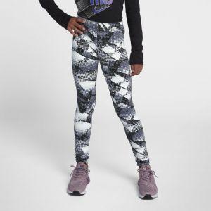 Nike Tight imprimé Sportswear Fille plus âgée - Bleu - Taille M Female