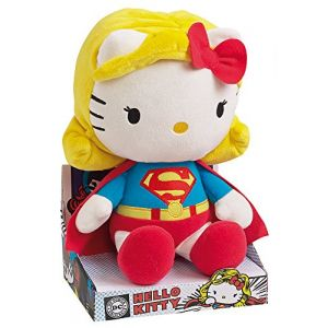 Jemini Peluche Hello Kitty Superwoman 27 cm