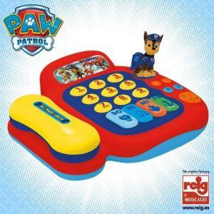 Reig Musicales Piano téléphone Pat'patrouille