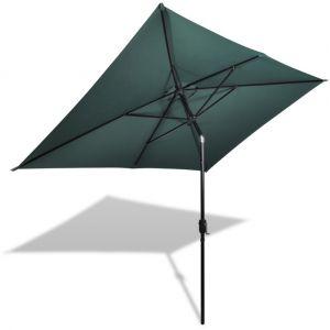 VidaXL Parasol carré 200 x 300 cm