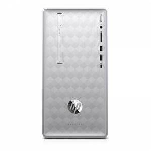 HP Pavilion 590-p0013nf Core i3 I3-8100 3.6 GHz 8 Go RAM 2 To