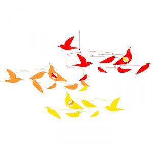 Djeco Mobile des oiseaux en harmonie