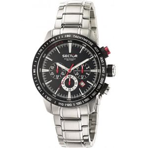 Sector R3273975002 - Montre pour homme Quartz Chronographe