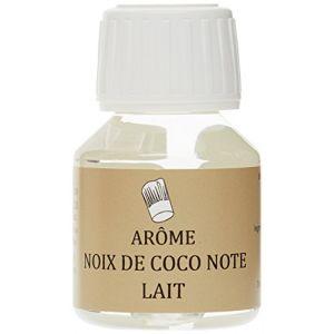 SélectArôme Arôme alimentaire noix de coco note lait