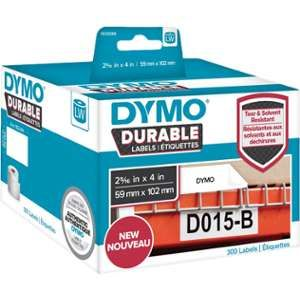 Dymo LabelWriter Address Étiquettes - 300 étiquettes