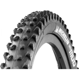 Michelin Wild Mud Advanced Reinforced, Pneu VTT Tringle Rigide, Tubeless ready, Magi-X, Noir, 29x 2.25