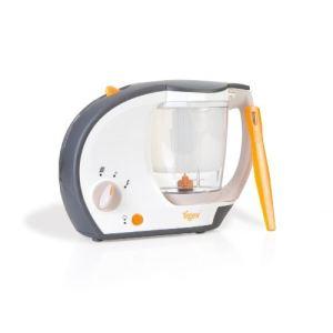 Tigex Bébé Gourmet - Cuiseur vapeur mixeur naturel + Rice cooker