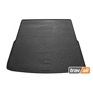 TRAVALL Tapis de coffre baquet sur mesure en caoutchouc TBM1002