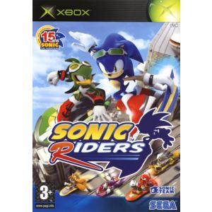 Sonic Riders [XBOX]