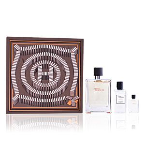 Hermès Terre d'Hermès - Coffret eau de toilette, miniature et lotion après-rasage