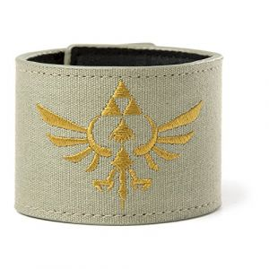 Bioworld Bracelet The Legend of Zelda vert