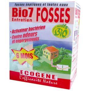 Ecogene Activateur de fosse septique Bio7 (480 g)