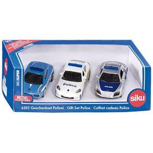 Siku 6302 - Coffret police