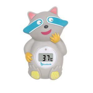 Badabulle Thermomètre de bain Racoon