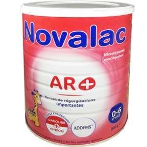 Novalac Lait 1er âge AR+ - 800 g