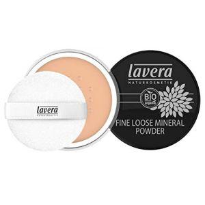 Lavera Fine Loose Mineral Powder 03 Honey - 8 g