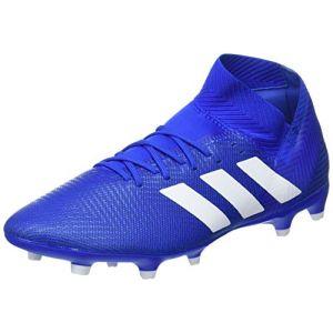 Adidas Nemeziz 18.3 FG, Chaussures de Football Homme, Bleu (Fooblu/Ftwbla/Fooblu 001), 44 EU