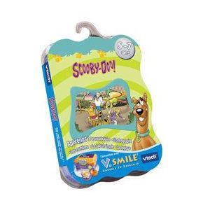 Vtech Jeu V.Smile : Scooby-Doo Panique À Funland