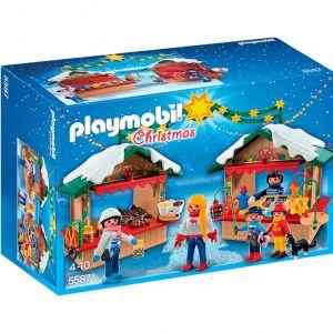 Playmobil 5587 Christmas - Le marché de Noël