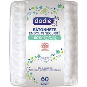 Dodie Bâtonnets Bébé Bio x 60