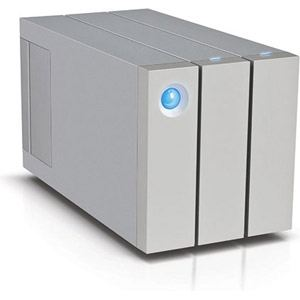 "Lacie 9000473EK - Disque dur externe ""2big Thunderbolt 2"" 12 To USB 3.0 (2 Baies 2x 6 To )"