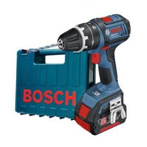 Image de Bosch Professional GSB18V-LI1 - Perceuse-visseuse à percussion batterie 18V et coffret PVC