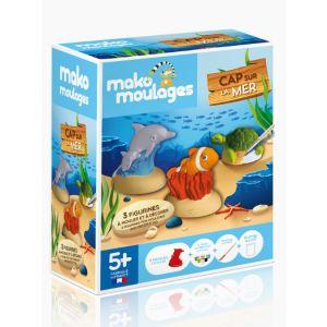 Mako moulages Atelier de moulage Cap sur la mer