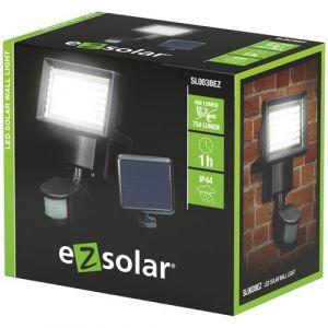 Duracell Projecteur + détecteur solaire 750 lumens 6000-7000K - Categorie fantome - EZSOLAR