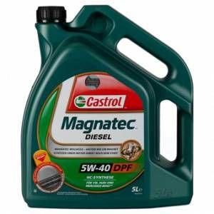 Castrol MAGNATEC Diesel 5W-40 DPF 5 Litres Jerrycans
