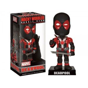 Funko Bobble Head Deadpool - Marvel Wacky Wobbler 18 cm