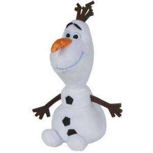 Simba Toys Peluche Olaf La Reine des Neiges Frozen 20 cm