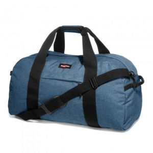 Eastpak Authentic Terminal 75.5 cm Double Denim - Sac de voyage bleu