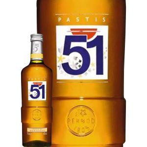 Pastis 51 Pastis de Marseille - La bouteille de 70cl