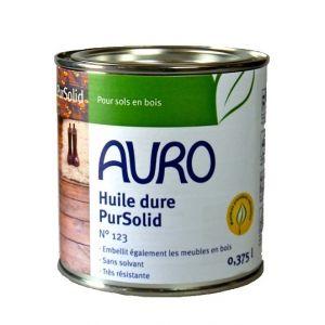 Auro Huile dure pour Bois Pursolid 0,37L - N°123