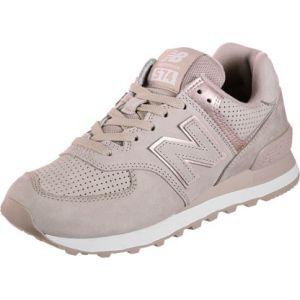 New Balance Wl574 W chaussures beige 40 EU e21d2cc9cc83
