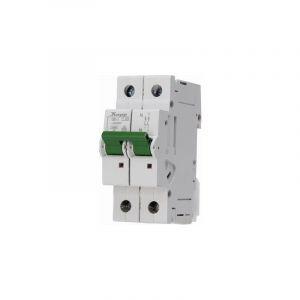 Kopp 722011005 Disjoncteur monophasé 20 A 400 V, 230 V