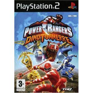 Power Rangers : Dino Tonnerre [PS2]