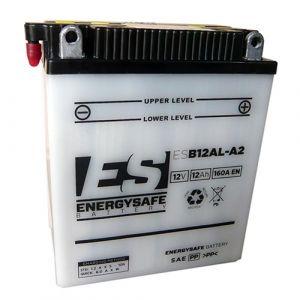 EnergySafe Batterie YB12AL-A2 avec acide