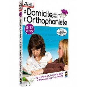 A Domicile comme chez l'Orthophoniste [PC]