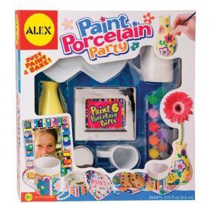 Alex Grand kit de céramiques à peindre