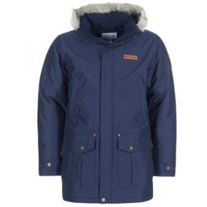 Columbia Homme Veste d'Hiver Imperméable, Timberline Ridge Jacket, Nylon, Bleu (Collegiate Navy), Taille XL, 1624072