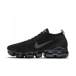 Nike Chaussure Air VaporMax Flyknit 3 pour Femme - Noir - Taille 44 - Female