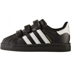 Adidas Chaussures enfant Chaussure Superstar Noir - Taille 19,20,21,22,23,24,25,26,27,25 1/2