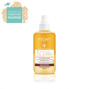 Vichy Capital Soleil Eau de Protection Solaire Bronzage Optimal - 200 ml - SPF 50