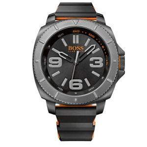 Hugo Boss 1513109 - Montre pour homme avec bracelet en silicone