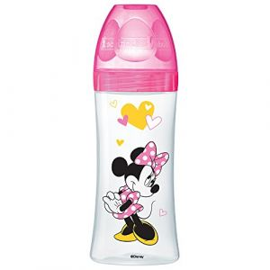 Dodie Biberon Initiation+ Minnie 330 ml 6 mois +