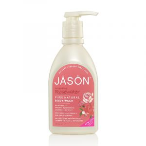 Jason Invigorating Rosewater Pure Natural - Crème douche